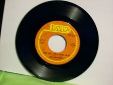 JACK MONTGOMERY - Baby, Baby Take A Chance On Me (45 / REVUE 11009) R & B - SOUL