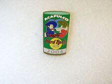 ACAPULCO,Hard Rock Cafe Pin,PINT GLASS Series