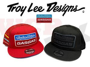 Troy Lee Designs 2021 GasGas Team 9FIFTY Snapback Hat OSFA