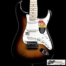 New FENDER STRATOCASTER VG ROLAND - collector - sunburst - guitare synthétiseur
