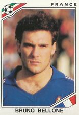 180 BRUNO BELLONE # FRANCE NEW STICKER NEUF WORLD CUP MEXICO 86 PANINI
