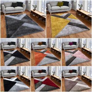Non Slip Carved Quality Luxury Area Rug Bedroom Soft Carpet Large Floor Mat