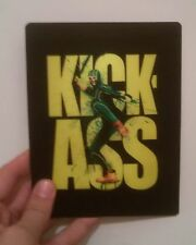 Kick Ass Magnet 3D lenticular Flip effect for Steelbook