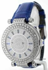 Franck Muller Double Mystery Dial 18K White Gold & Diamond Watch Box/Papers CD42