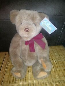 Growlie Classic Gund Teddy Bear #2367