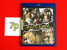 BACCANO! Complete Collection (BLU-RAY) Anime ✔️ VGC