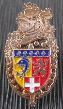 Insigne Gendarmerie CCRG RHONE ALPES - En réduction 29 mm
