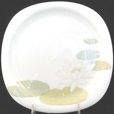 """WATER LILY Suomi Series Rosenthal Dinner Plate 9.75"""" NEW NEVER USED made Germany"""