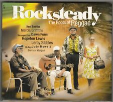 ROCKSTEADY the roots of reggae - various artists CD