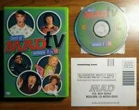 Mad TV DVD The Best of Seasons 8 9 10 200 plus MAD Magazine mail insert