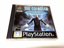 THE GUARDIAN OF DARKNESS PAL PLAYSTATION PS1 COMPLET