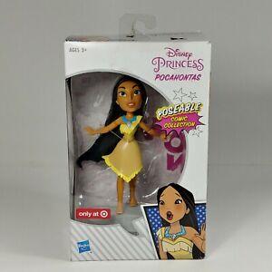 Disney Princess Pocahontas Poseable Comic Collection Figure Target Exclusive New