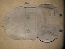 Superb WW 11 Cavalry Military Mule/Horse Pack Harness Canvas Cary Bag .1941
