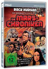 Die Mars-Chroniken * DVD kompletter Science-Fiction-Dreiteiler * Pidax Neu