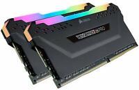 Corsair Vengeance RGB PRO LED Lighting 16GB (2x8GB) DDR4 3200MHz C16 Memory