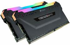 Corsair Vengeance RGB PRO LED Lighting 32GB (2x16GB) DDR4 2666MHz C16 Memory