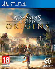 Assassin's Creed Origins PS4 Playstation 4 IT IMPORT UBISOFT