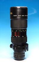 Canon zoom lens fd 85-300mm/4.5 pour Canon FD Lentille Lens objectif - (100378)