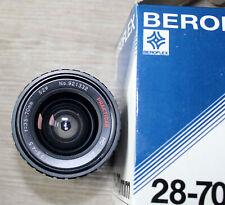 Objektiv Praktica B electronic Beroflex 28-70mm Macro