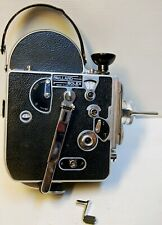 CAMERA PAILLARD BOLEX H 16 Leader -16 mm - 1952  - N° 84000 -