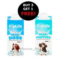 Dog or Puppy Milk 200ml Toplife Formula - BUY 3 GET 1 FREE!