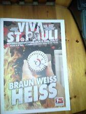 Programm FC St.Pauli - 1 FC Kaiserslautern 14/15