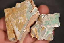 2 VARISCITE SPECIMENS 108g Healing Crystals Natural PROSPERITY COURAGE