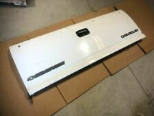 99-07 Silverado Sierra USED Pickup Bed White Tailgate Trunk AS SHOWN