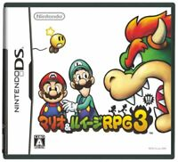 USED Nintendo DS Mario & Luigi RPG 3!!! 17675 JAPAN IMPORT