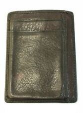 Osgoode Marley RFID Leather Money Clip Mens Card Wallet 1209