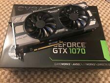 EVGA GeForce GTX 1070 FTW