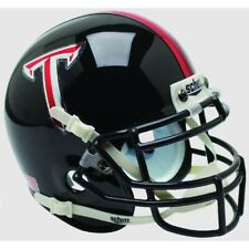 Troy State Trojans Alternate Black Schutt Mini Authentic Helmet