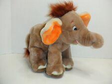 """Disney Store Plush Baby Elephant Hathi The Jungle Book 2 Soft Stuffed Animal 12"""""""