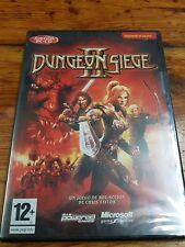 PC Dungeon siege  II nuevo y precintado edición española