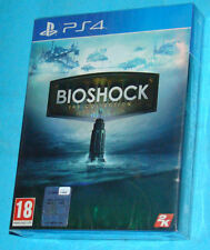 Bioshock The Collection - Sony Playstation 4 PS4 - PAL New Nuovo Sealed