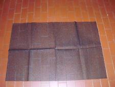TAPPETINO ANTISCIVOLO BORSE MORBIDE LATERALI PROTEZIONE VERNICE 60 X 90cm -- T25