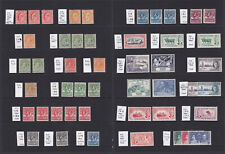 Falkland Islands. 1904-52. Fine, mounted mint/unmounted selection.