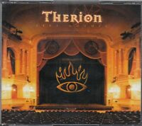 Therion - Live Gothic  (CD, Jul-2008, 2 Discs, Nuclear Blast) 2 CD 1 DVD