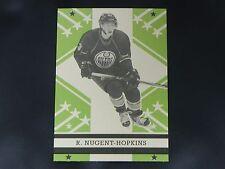 2011-12 O-Pee-Chee OPC Retro ROOKIE #614 Ryan Nugent-Hopkins Edmonton Oilers RC