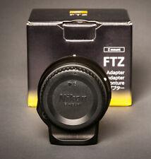 Nikon FTZ Mount Lens Adapter Excellent condition