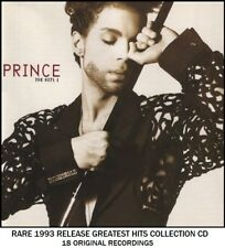 Prince - The Very Best Greatest Hits Collection RARE 1993 80's 90's Rock Pop CD