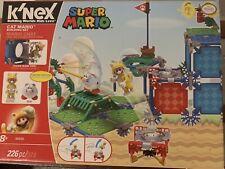 K'Nex Nintendo Super Mario Bros Cat Mario Knex Building Toy Figure Play Set Rare