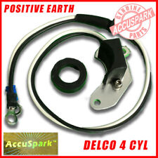 Delco 4 Cyl Electronic Ignition - Vauxhall Victor F,FB,FC AccuSpark®