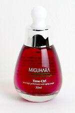MIGUHARA anti wrinkle effect ample 35ml anti aging wrinkle care wine color