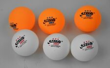 3 boxes (18 Pcs) 3 stars DHS 40MM Olympic Table Tennis white Ping Pong Ball