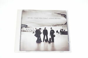 U2 ALL THAT YOU CAN'T LEAVE BEHIND 731454809528 CD A14488