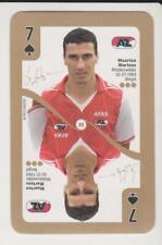 Football Tradingcard Plus 2012-2013 #33 Maarten Martens AZ Akmaar