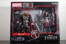 THOR & SIF Marvel Studios Legends First Ten Years 10th Anniversary Dark World