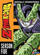 Dragon Ball Z: Season 5 (Perfect and Imperfect Cell Sagas), New, Free Shipping