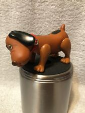 "Vintage Tonka 1985 Posable Pond Puppy Beagle 4"""